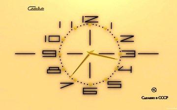 живые обои на рабочий стол с часами и календарем № 213341 бесплатно
