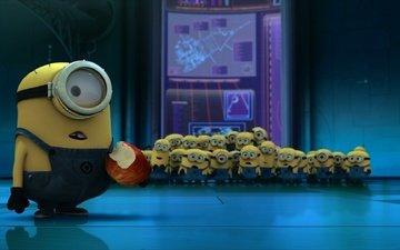 minion, despicable me, minions, animated films