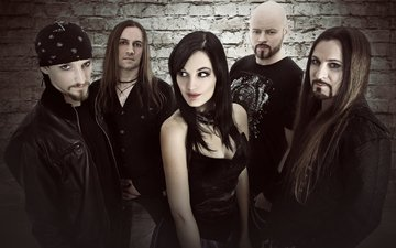 group, musicians, xandria