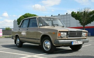 swallow, lada, vaz 21074 suite, semerochka, the carriage