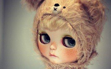toy, doll