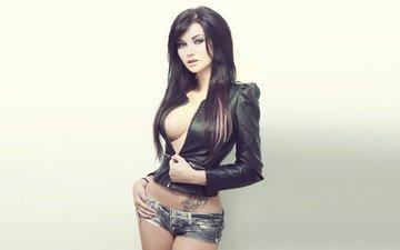 девушка, сексуальная модель, korina dahl