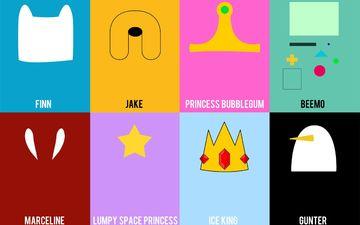 принцесса, джейк, марселин, время приключений, жвачка, beemo, gunter, princess bubblegum, ледяной король, лампи пространство принцесса, бимо, финн, гюнтер