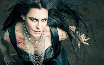 nightwish, hot, boobs, sexy, symphonic metal, floor jansen