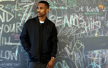 singer, rapper, big sean