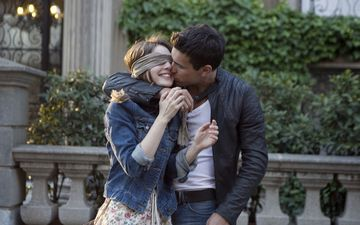 девушка, парень, любовь, поцелуй, объятия, влюбленные, марио касас, embrace, maria valverde, три метра над уровнем неба