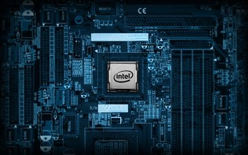 chip, computers, processor, electronics, intel