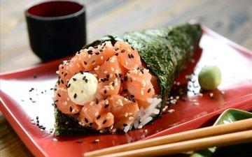 начинка, суши, роллы, японская кухня, stuffing
