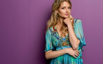 style, girl, dress, look, hair, isabel