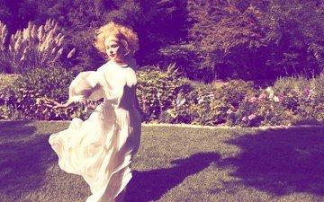 платье, лето, актриса, знаменитость, николь кидман