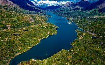 река, аляска