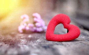 цветы, винтаж, сердце, любовь, романтик, влюбленная, валентинки, сердечка