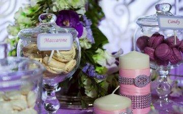 еда, свадьба, праздник, сладкое, десерт, декор, maccarone