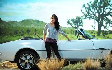 модель, актриса, певица, автомобиль, селена гомес, селена гомез