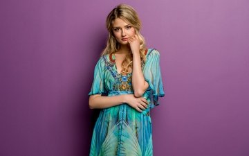 style, girl, dress, look, hair, face, hands, cutie, isabel