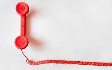 red, phone, tube, link, communication, telephone, marketing, contact, call
