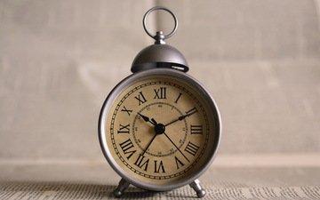 vintage, watch, time, arrows, dial, larm