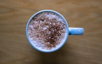 кофе, чашка, шоколад, молоко, кубок, молока, chocolat