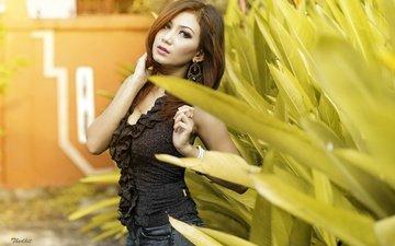 девушка, фото, блики, модель, вс, колье, индонезия, красива, взляд, awesome, волос, привлекательная, gевочка, модел, gladiezz