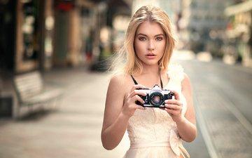 девушка, фотоаппарат, анна, lods franck