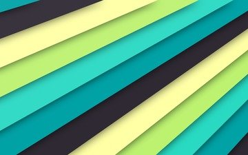 line, blue, material, green