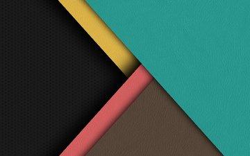 black, pink, material, geometry, brown, lollipop