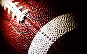 макро, спорт, мяч, регби