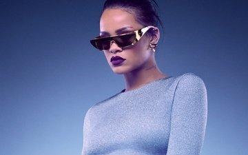 glasses, beauty, face, actress, singer, rihanna, dior, r&b