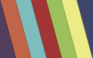 strip, abstraction, line, color, geometry, lollipop, material design, matetial