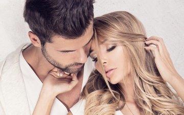 девушка, любовь, мужчина, мужик, двое, женщина, couple, caresses