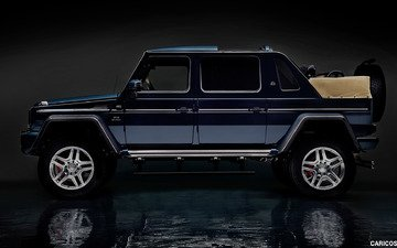 2018, mercedes-maybach, landaulet, g 650.