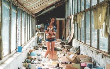 девушка, модель, джинсы, татуировки, ноги, тату, ножки, фигура, секси, сиськи, шорты, boobs, без задних ног, джинс, короткометражки, gевочка, сексапильная