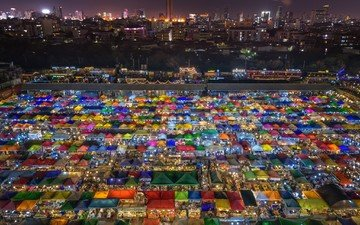 азия, гонконг, фестиваль, городзакат