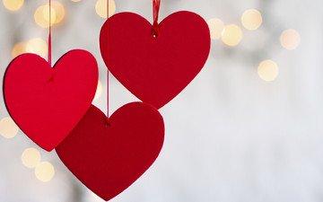 сердце, любовь, влюбленная