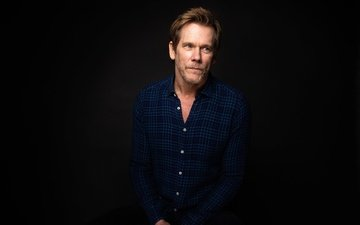 portrait, look, actor, face, male, kevin bacon