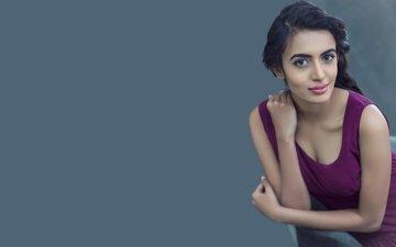 глаза, девушка, брюнетка, модель, волосы, лицо, актриса, знаменитость, болливуд, monisha