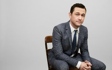 look, actor, face, male, american, joseph gordon-levitt, fisa, film independent spirit awards