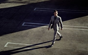 the sun, the view from the top, actor, costume, photoshoot, joseph gordon-levitt, nathaniel goldberg