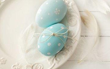 easter, pastel, eggs, spring, happy, the painted eggs
