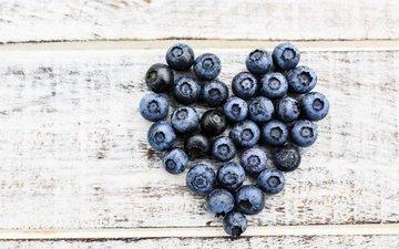 ягоды, черника, романтик, дерева, голубика, парное, влюбленная, черничный, сердечка