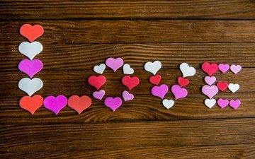 сердце, любовь, сердечки, романтик, день святого валентина, дерева, влюбленная, сладенько, сердечка, valentine`s day
