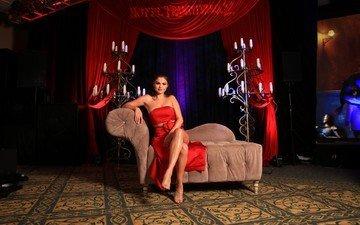 девушка, платье, модель, актриса, певица, красное платье, знаменитость, селена гомес, селена гомез