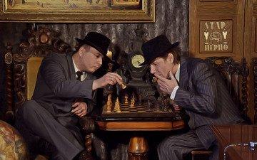 стиль, шахматы, юмор, кино, михаил шитов, фильм кроме ты, илья константинов, луи брандо, старперцо, премия оскар, премия ника, кино для всех