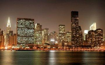 манхеттен, ноч, нью - йорк