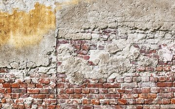текстура, фон, стена, кирпич, кирпичи