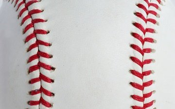 texture, leather, the ball, baseball, lacing