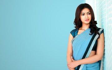 eyes, brunette, model, hair, actress, celebrity, bollywood, saree, pallavi subhash