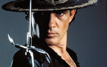look, actor, dancer, face, male, singer, hollywood, antonio banderas, filmmaker, spanish actor, zorro