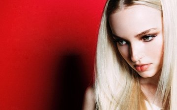 girl, blonde, hair, lips, face, actress, singer, sweetheart, dove cameron