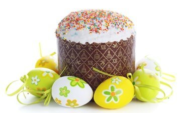 food, easter, eggs, holiday, cakes, cake
